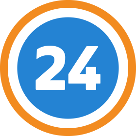 Capfin 24 month repayment term icon